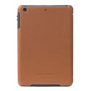 Decoded Leather Slim Cover iPad Mini Retina Brown Achterkant