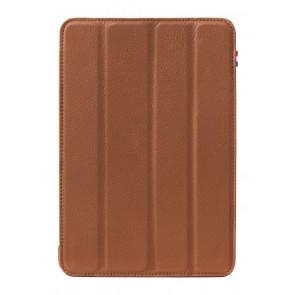 Decoded Leather Slim Cover iPad Mini Retina Brown Voorkant