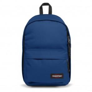 Eastpak Back to Work Rugzak Bonded Blue 15 inch Voorkant