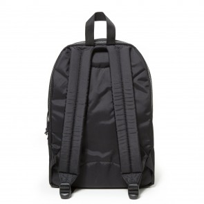 Eastpak Back to Work Rugzak Black Stitched 15 inch Achterkant