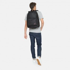 Eastpak Laptop Rugzak 14 inch Out of Office Levelled Zwart Model