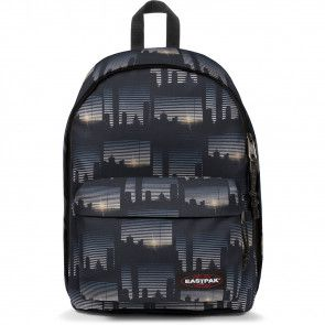 Eastpak Laptop Rugzak 14 inch Out of Office Upper East Stripe Voorkant