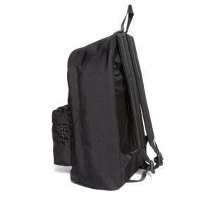 Laptoptas Eastpak Out of Office Rugzak Black 14 inch Zijkant