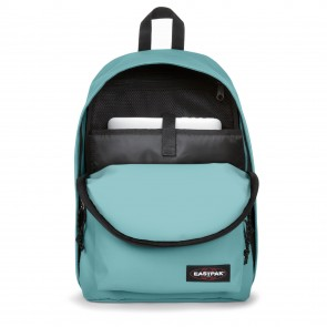 Eastpak Out of Office Rugzak Basic Blue 14 inch Open