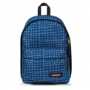Eastpak Out of Office Rugzak Blue Dance 14 inch Voorkant