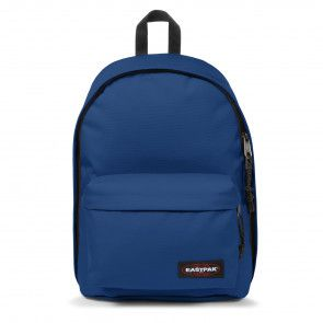 Eastpak Out of Office Rugzak Bonded Blue 14 inch Voorkant