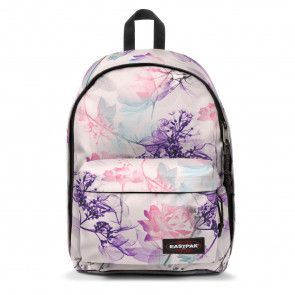 Eastpak Out of Office Rugzak Pink Ray 14 inch Voorkant