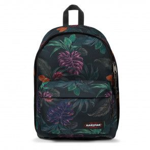 Eastpak Out of Office Rugzak Purple Brize 14 inch Voorkant