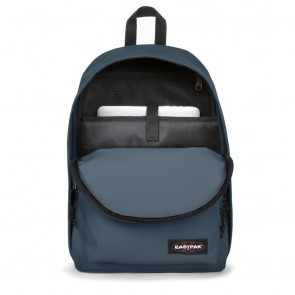 Eastpak Out of Office Rugzak Blue Dance 14 inch Open