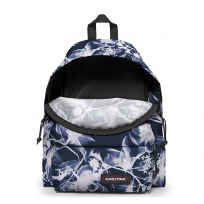 Eastpak Padded Pak'r Rugzak Navy Ray Open