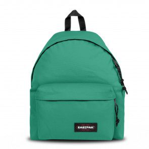 Eastpak Padded Pak'r Rugzak Tagged Green Voorkant