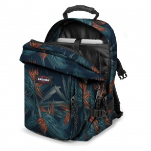 Eastpak Provider Rugzak Orange Brize 15 inch Open
