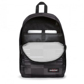 Eastpak Laptop Rugzak 14 inch Out of Office Startan Zwart Open