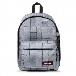 Eastpak Laptop Rugzak 14 inch Out of Office Cracked Wit Voorkant