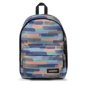 Laptoptas Eastpak Out of Office Rugzak Calm Marker 14 inch Voorkant