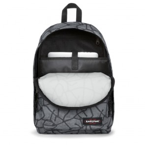 Laptoptas Eastpak Out of Office Rugzak Sailor Ropes 14 inch Open