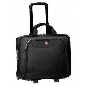 Ellehammer Copenhagen Business Trolley Black 15.6 inch V2