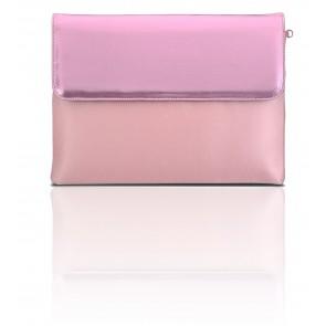Sleeve Flickz Pink Chroma 15 inch Voorzijde