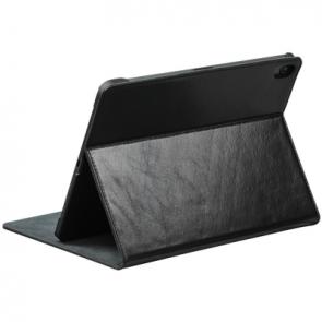 dbramante1928 Copenhagen Leather Folio Case iPad Pro 11 inch Zwart Kijkstand