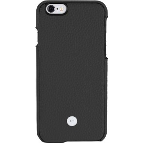 Just Mobile Quattro Back Cover iPhone 6/6S Black achterkant
