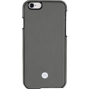 Just Mobile Quattro Back Cover iPhone 6/6S Grey achterkant