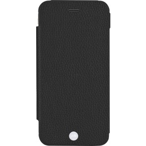 Just Mobile Quattro Folio iPhone 6/6S Plus Black voorkant