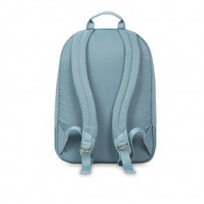 Knomo Beauchamp Backpack Sea 14 inch Achterkant