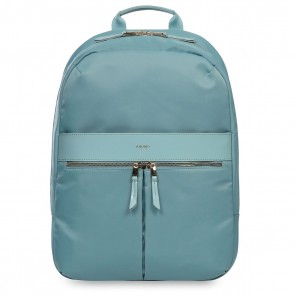 Knomo Beauchamp Backpack Sea 14 inch Voorkant
