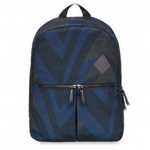 Knomo Berlin Backpack Night Forest 15 inch Voorkant