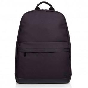Knomo Drysdale Backpack Black 15 inch Voorkant