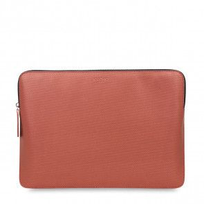 Knomo Laptop Sleeve Embossed Copper 13 inch Voorkant