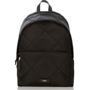 Knomo Bathurst Backpack Black 14 inch Voorkant