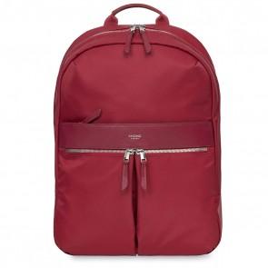Knomo Beauchamp Backpack Black 14 inch Voorkant
