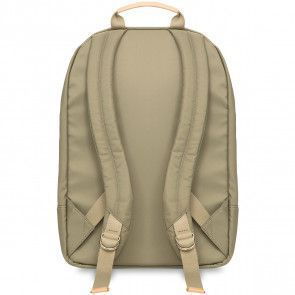 Knomo Beauchamp Backpack Olive 14 inch Achterkant