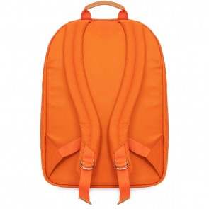Knomo Beauchamp Backpack Papaya 14 inch Achterkant
