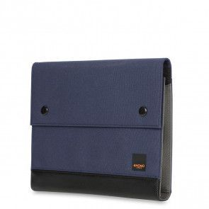Knomo Shoreditch Knomad Organiser iPad Air Blue Voorkant