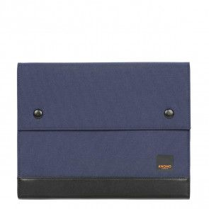 Knomo Shoreditch Knomad Organiser iPad Air Blue Voorkant
