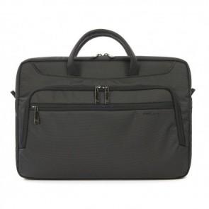 Tucano Work_Out II Compact Bag for MacBook Pro 15 inch Black Voorzijde
