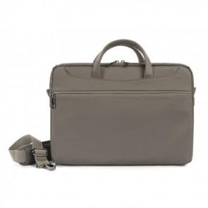 Tucano Work_Out II Slim Bag for MacBook Pro 13 inch Grey Voorzijde