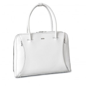 Laptoptas SOCHA Businessbag White Swan 14-15.6 inch Voorkant