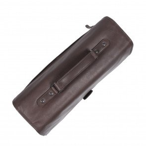 Chesterfield Leren Laptoptas Aktetas 15.6 inch Shay Bruin
