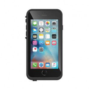 LifeProof Frē for iPhone 6/6S Case Black voorkant