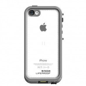 LifeProof iPhone 5C Nüüd Case Black Achterkant