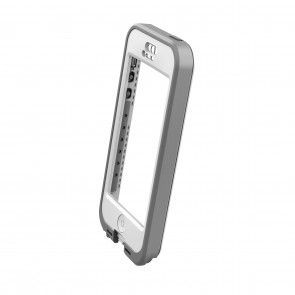 LifeProof iPhone 5C Nüüd Case White Voorkant