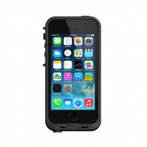 LifeProof iPhone 5/5S Fre Case Black voorzijde