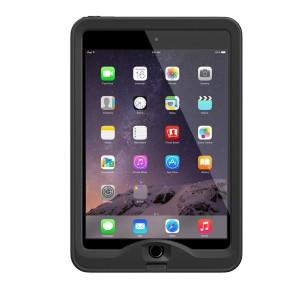 LifeProof Nüüd for iPad Mini 1, 2, 3 Case Black voorkant