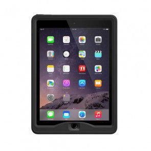 LifeProof Nüüd iPad Air 2 Case Black Voorzijde