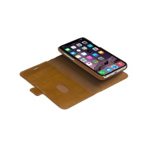 dbramante1928 iPhone 11 Pro Lynge Leather Wallet Tan