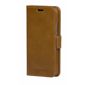 dbramante1928 iPhone 11 Pro Max Lynge Leather Wallet Tan