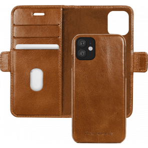 dbramante1928 iPhone 11 Lynge Leather Wallet Tan